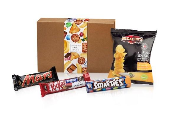 Etihad Snack Box