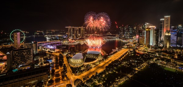 End the year with a bang at Singapore's most anticipated and extravagant celebration - the Marina Bay Countdown.
