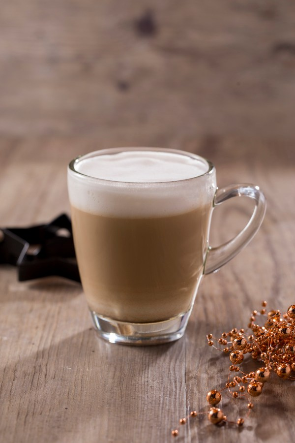 Ginger Bread Latte