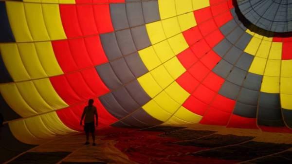 Hot Air Balloon Festival Philippines