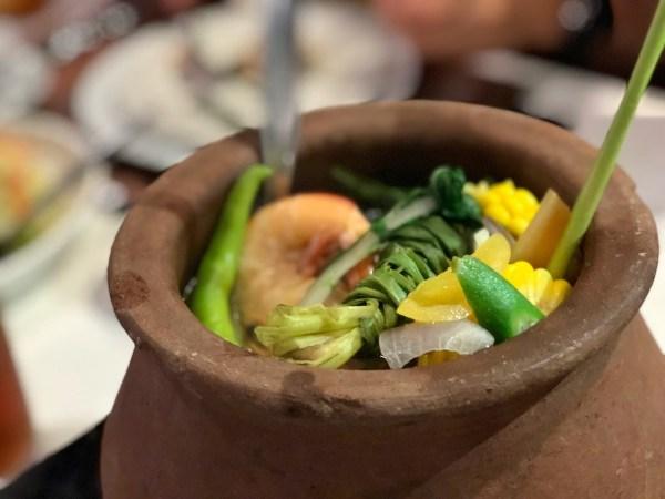 Mixed Sinigang Seafood