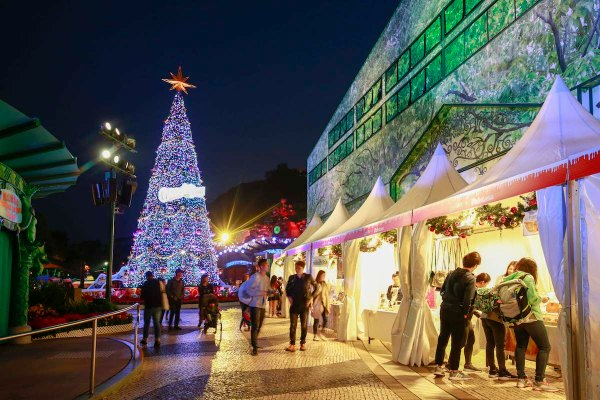 Ocean Park x Pinkoi Festive Marketplace
