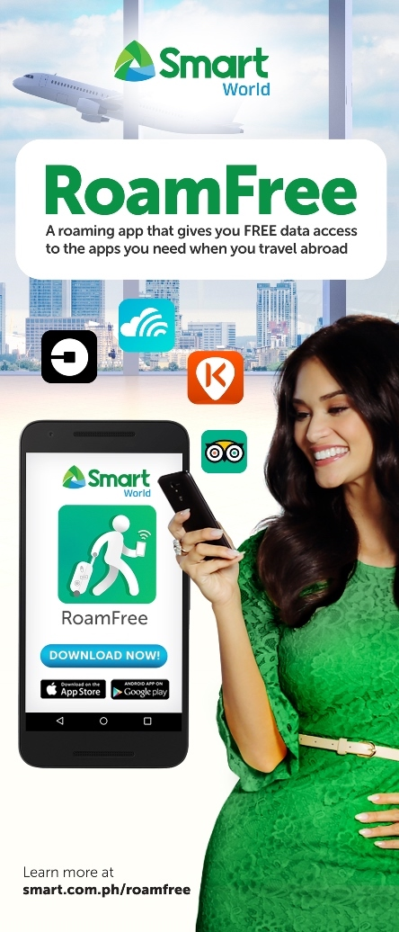 RoamFree App for SMART Subscribers