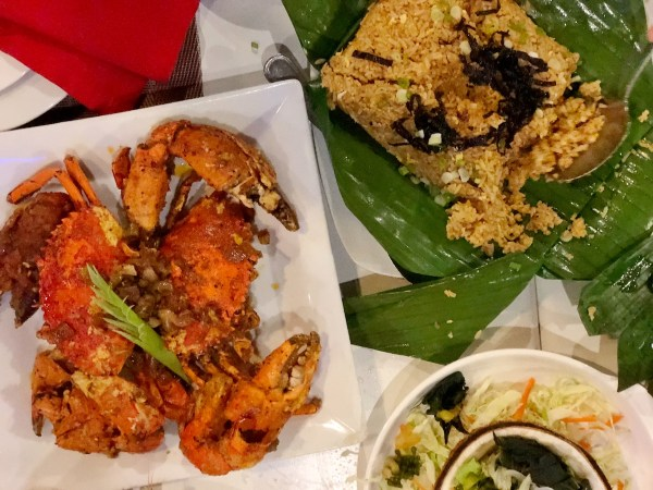 Seafood Dinner in Puerto Princesa City