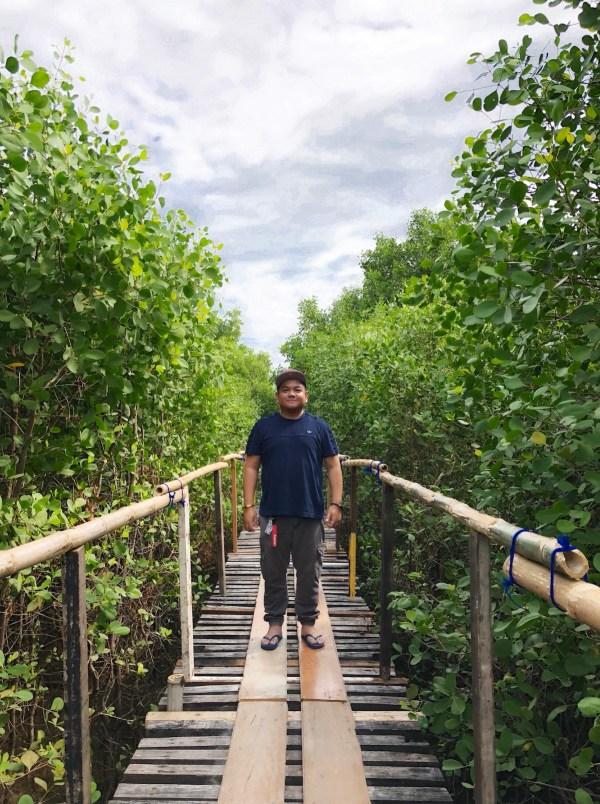 The Sasmuan Bangkung Mapalad Critical Habitat and Ecotourism Area