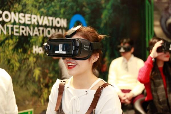 VR Forest Adventure