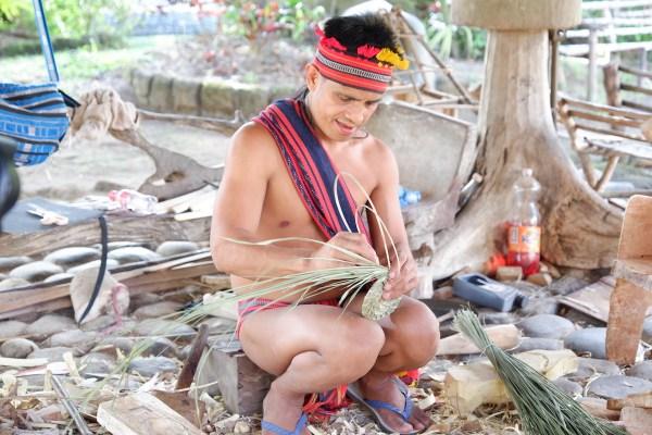 showcasing ifugao craftsmanship