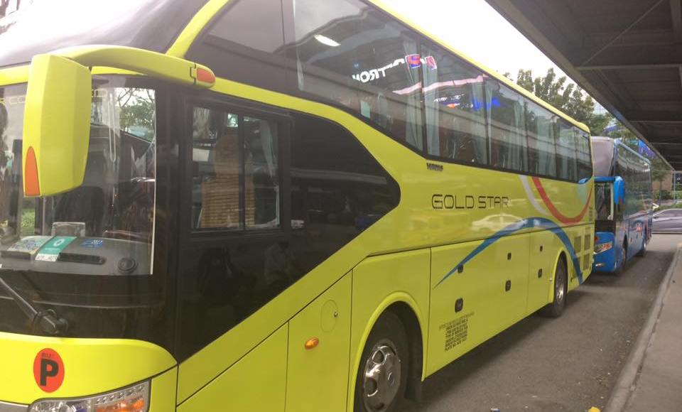 Ceres Transport brings a faster and easier access to Batangas Pier. [Image Credit: JP Mortel Fajura/Facebook]