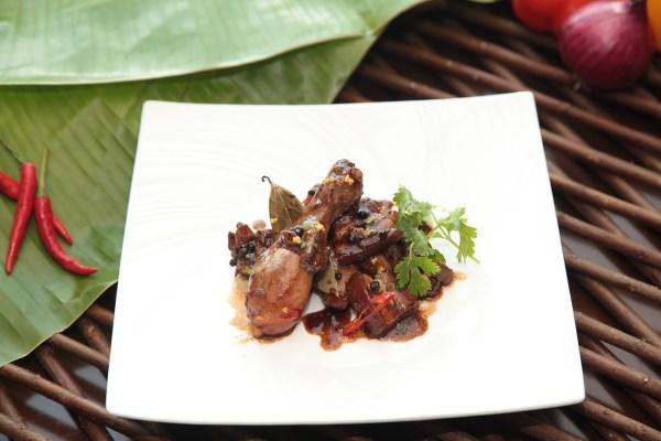 Chicken and Pork Adobo - Filipino Foods