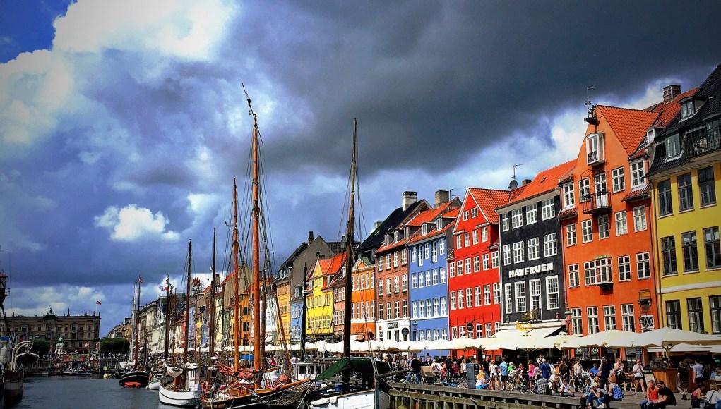 Copenhagen Denmark Attractions