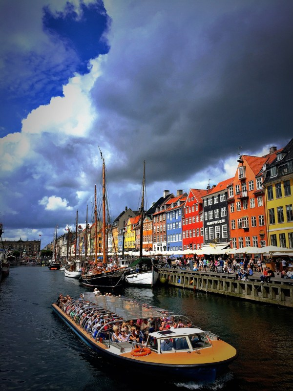 Copenhagen Denmark Attractions