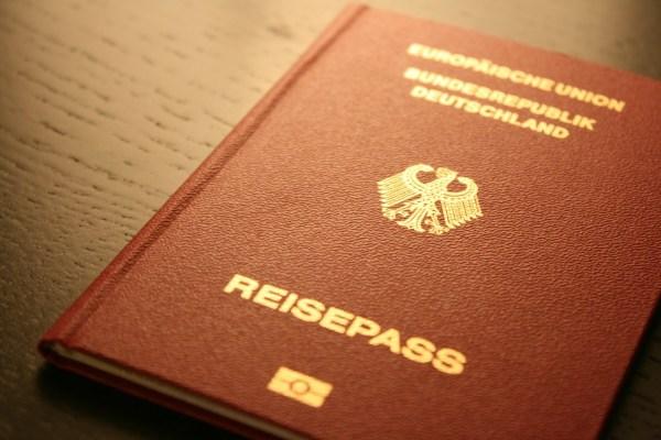 Germany Passport