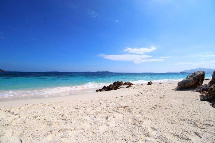 Malcapuya Island - Best Beaches in Coron Palawan