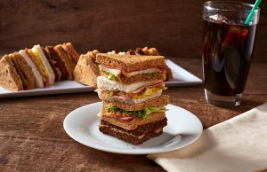 Starbucks Mixed Sandwiches