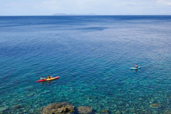 Eagle Point Resort Kayaking by Gabrielle Malvar