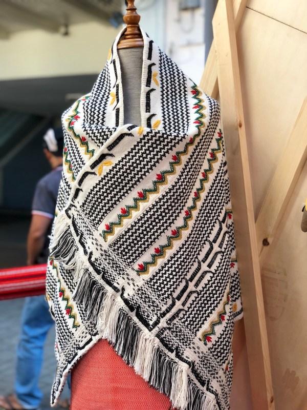 Handwoven Cotton Fabric
