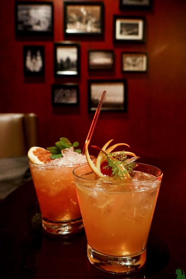 NWMH Bar Rouge Drinks