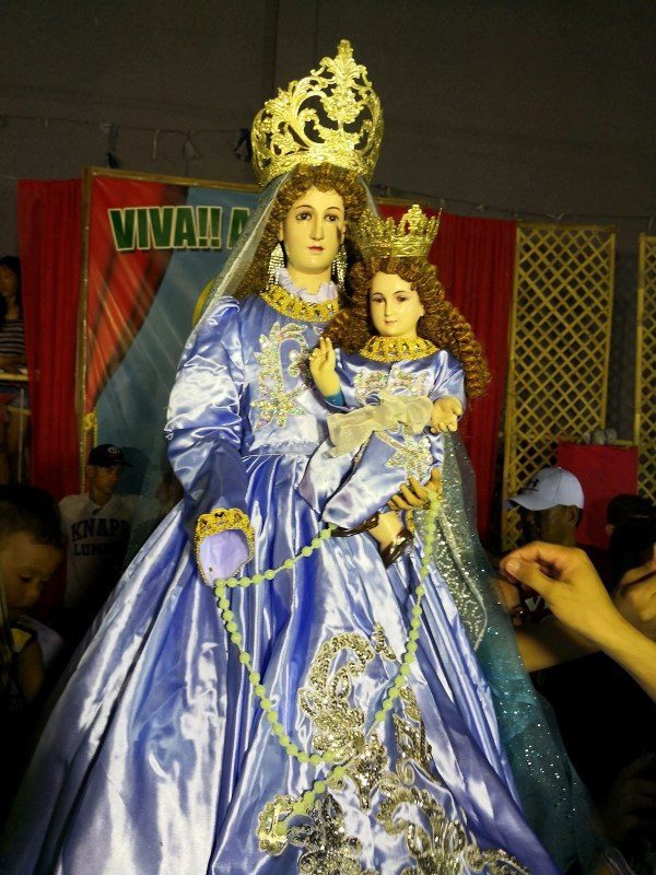 St. Lucy or Apo Lucia