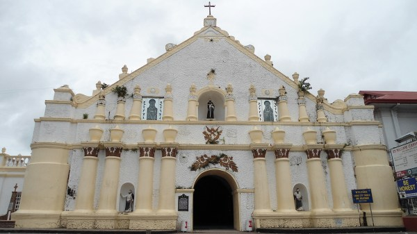 St. William's Cathedral in Laoag