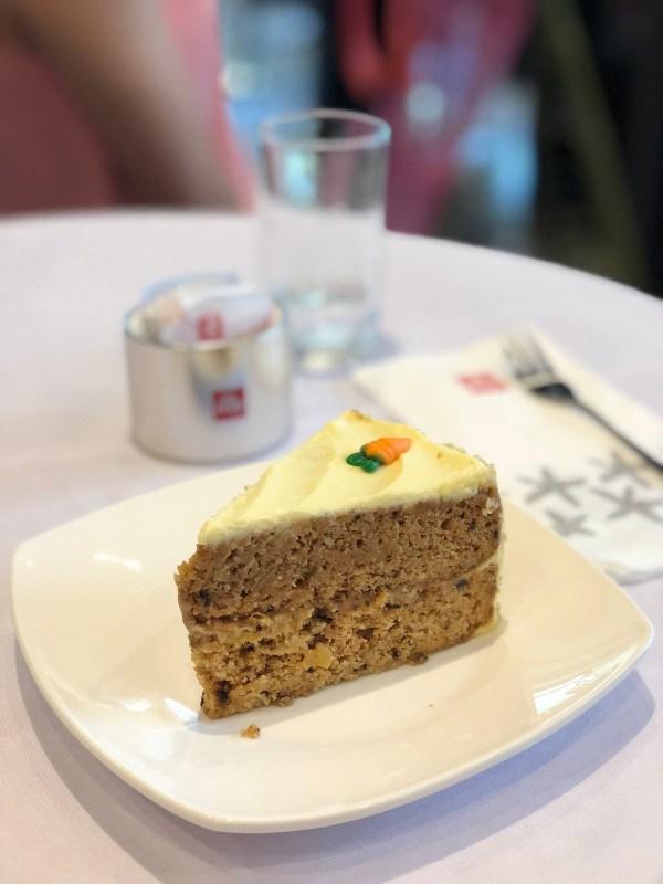 Sugarfree Carrot Cake