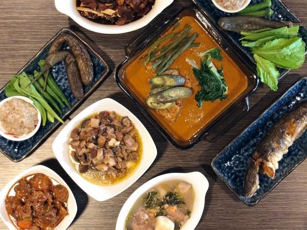 Tarlac Cuisine at Tatuns