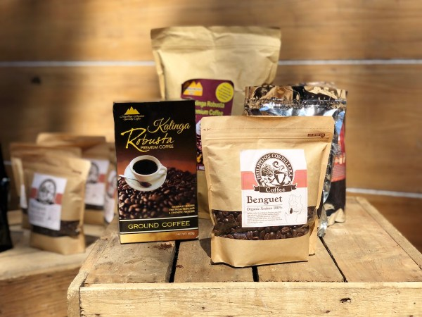 Various Coffee Blends from the Highlands