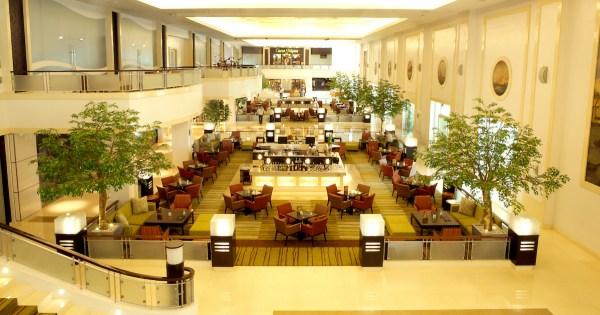 Waterfront Cebu City Grand Lobby