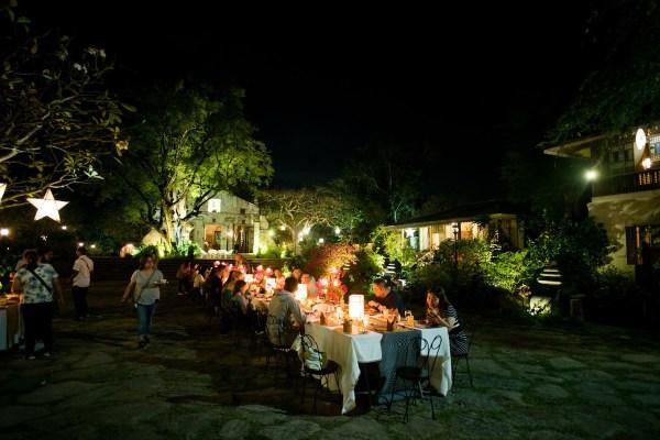 Alfresco Dinner at Sitio Remedios by Martin San Diego- NPVB