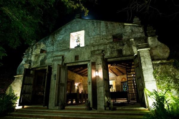 Chapel inside Sitio Remedios by Martin San Diego- NPVB