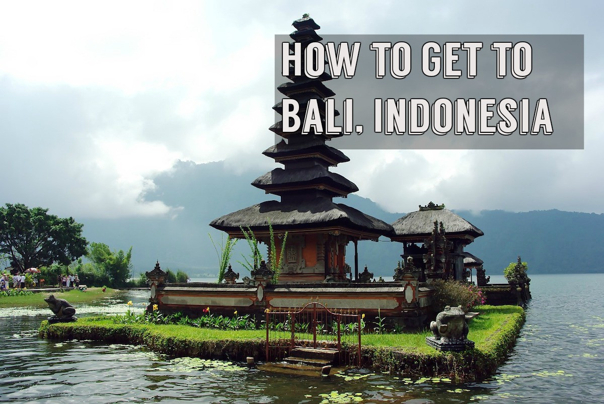 How to get to Bali 48