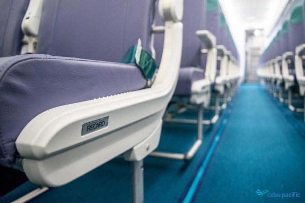 More comfortable seat designed by Recaro