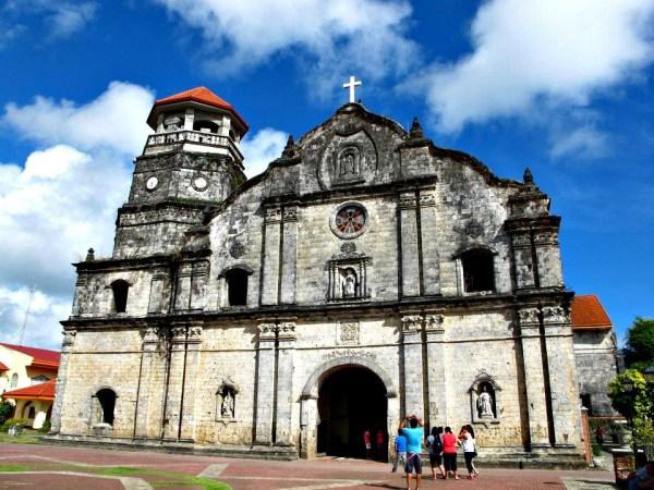 Panay Church photo via Wikipedia