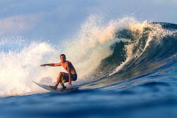 Siargao surf