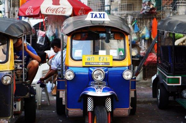 Tourist Attractions in Bangkok by Lauren Kay via Unsplash