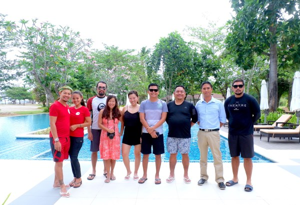 Travel Bloggers in Solina Beach and Nature Resort