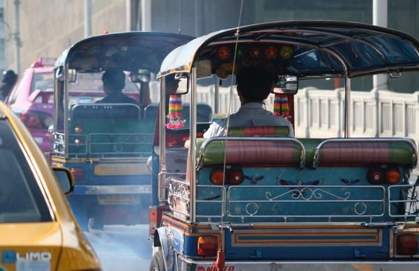 Tuktuk Bangkok Travel Guide
