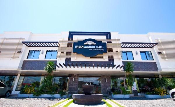 Urban Manor Hotel in Roxas City