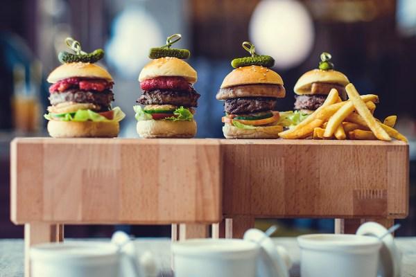 Build Your Own Burger Mondays
