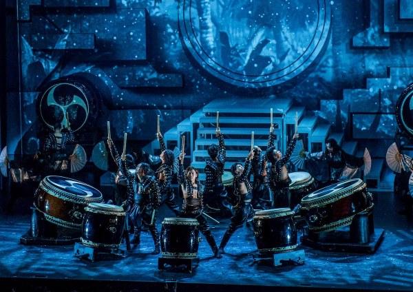 Drum Tao Performance