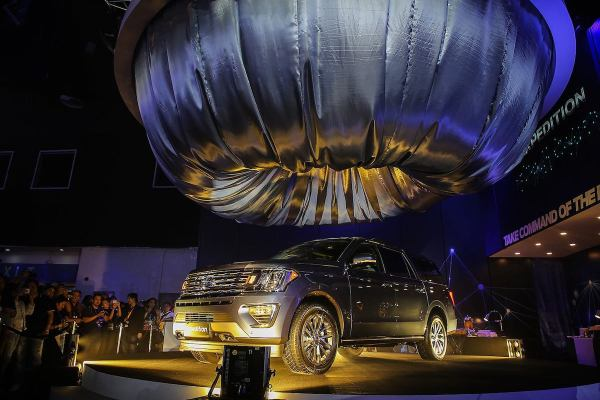 Ford Philippines All-New Ford Expedition Launch in Manila