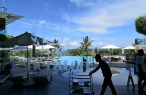 Hotel Review Sheraton Bali Resort