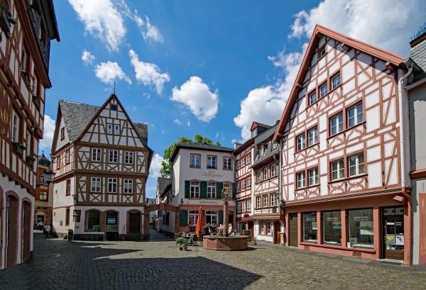 Kirschgarten in Mainz Germany