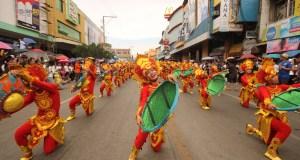 The Sandugo Festival Streetdancing competition. Image via eazytraveler.