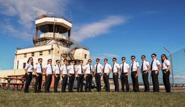 Batch 1 Cebu Pacific Cadet Pilots