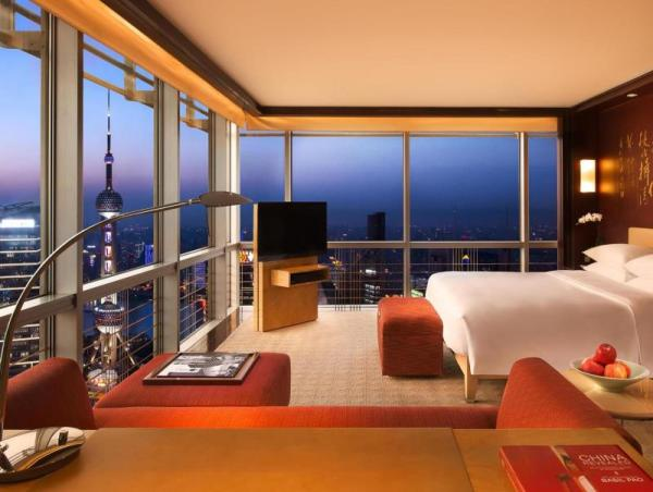 Grand Hyatt Shanghai Best Hotels