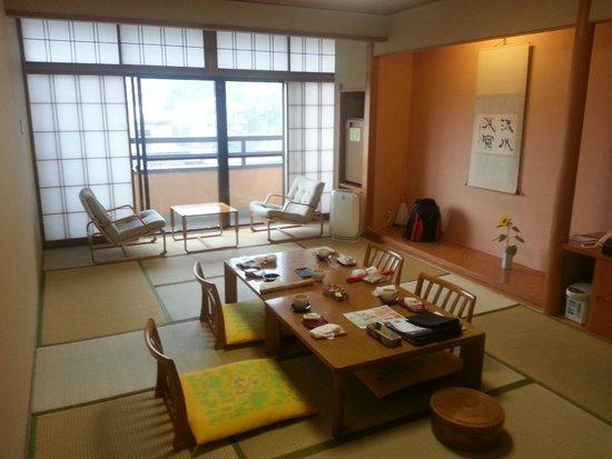 Honjin Hiranoya Annex