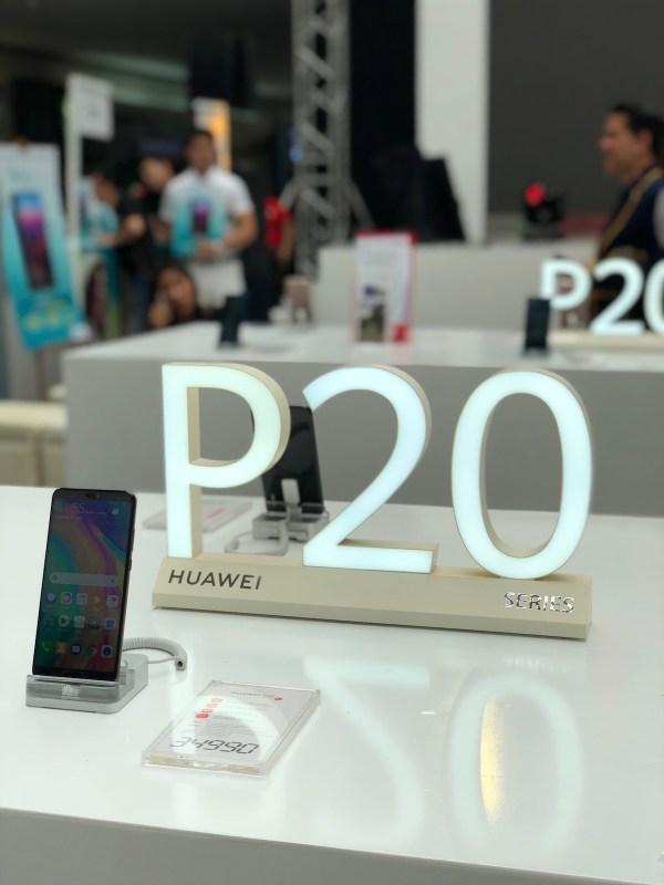 Huawei P20 Manila Launch