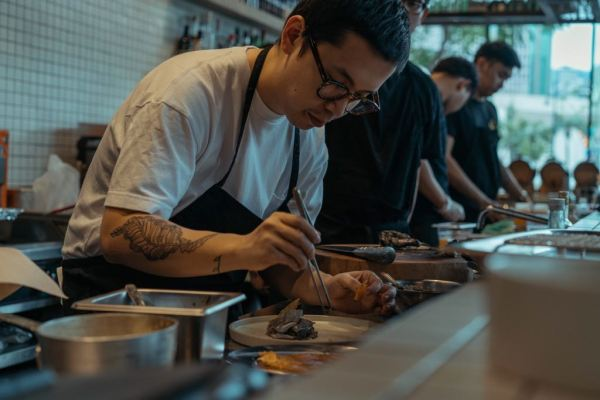Nicco Santos made his passion for Singapore cuisine possible and has brought its bold flavors home to his fellow Filipinos through his restaurants, Your Local, Hey Handsome, and Any Any.