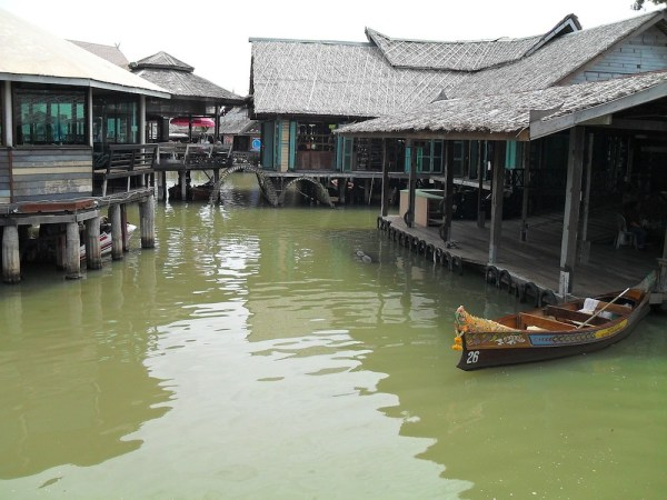 Pattaya Floating Market Tour
