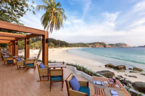 The Nai Harn Beach Resort